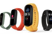 Розыгрыш фитнес-браслет Mi Smart Band 5