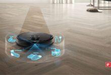 Розыгрыш робота-пылесоса ECOVACS Deebot OZMO T8 AIVI