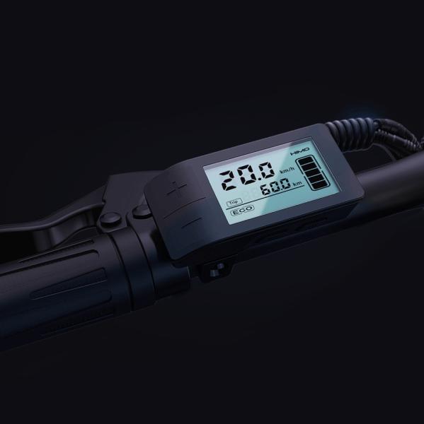 Розыгрыш электровелосипеда Xiaomi HIMO Z20 - 2